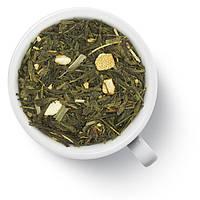 Чай зеленый с имбирем