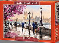 "Пазлы CASTORLAND 2000 ""Along hte River"" ПЗ-200566"