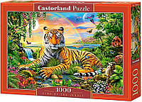 "Пазлы CASTORLAND 1000 ""King of the Jungle"" ПЗ-103300"