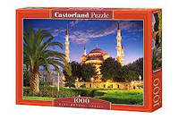 "Пазлы CASTORLAND 1000 ""Blue Mosque, Turkey"" ПЗ-103386"