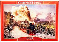 "Пазлы CASTORLAND 1000 ""Stream Train""  ПЗ-103409"