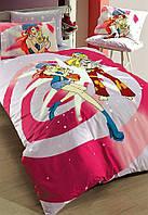 Набор детского постельного белья полуторный ранфорс