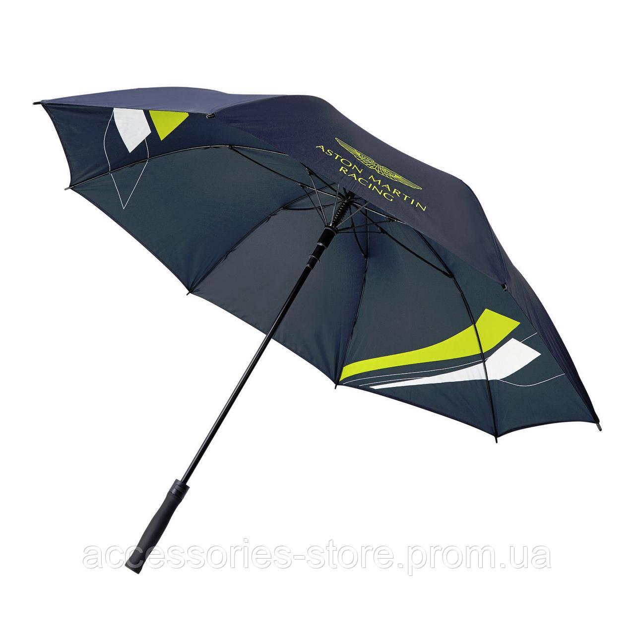 Зонт трость Aston Martin Racing Golf Umbrella Navy