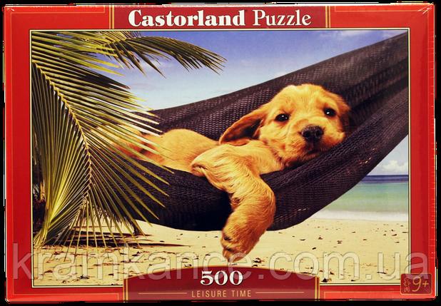 "Пазлы CASTORLAND 500 ""Leisure Time"" ПЗ-51144, фото 2"