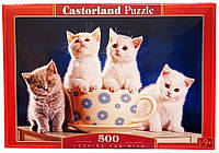 "Пазлы CASTORLAND 500 ""Looking For Milk"" ПЗ-52042"