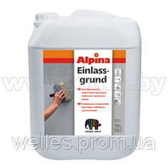 Акриловая грунтовка Alpina Einlassgrund 2 л