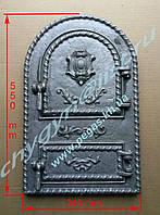 Дверка чугунная (пр-во Румыния №5), фото 1