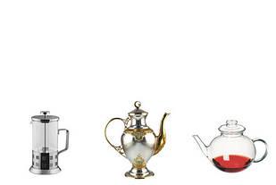 Заварники для чая и кофеварки