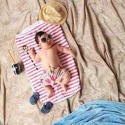 Во что одевать ребенка летом, и почему так важно выбирать натуральные ткани