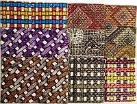 Обложка для паспорта с плетением