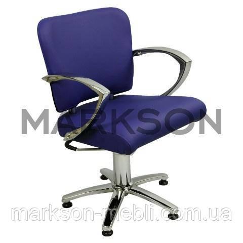 Парикмахерское кресло на пятилучье ZD-363