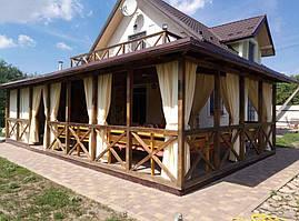 уличные шторы для веранды ужгород