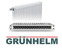 Радиатор стальной GRUNHELM боковое подключение 22тип 500*900мм