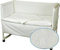 Набор в детскую кроватку 977 Мишка РУНО