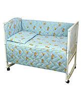 Набор в детскую кроватку 977 Игрушки РУНО