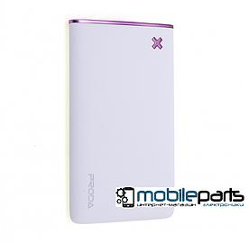 Внешний аккумулятор (Power Bank) REMAX THIN RPP-10 5000 MAH (Розовый)