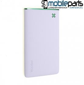 Внешний аккумулятор (Power Bank) REMAX THIN RPP-10 5000 MAH (Бирюзовый)