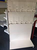 Держатель фена в магазин бытовой техники электроники. Торговое оборудование