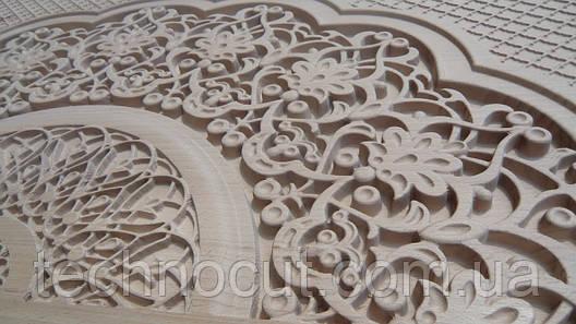 3D фрезеровка дерева, фото 2