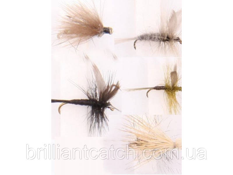 Мухи DAM Forrester FLY - Small River Dry Flies