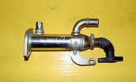 Охладитель отработаных газов (теплообменник) 2.0 Ситроен Джампи Сітроен Джампі Citroen Jumpy (3) HDI с 2007 г.