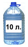 Спирт відмінної якості! Харчовий, зерновий класа Люкс 96,6%, 10 л.