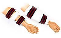 Набор защита для taekwondo WTF (предплечье+голень) белый