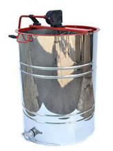 Медогонка 2-х рамочная нержавеющая РКС (детали ротора, кассета сварная-нержавеющая)