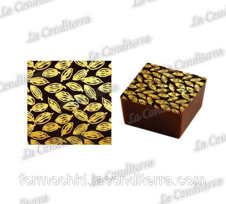 Трансфери для шоколаду PAVONI DB10 (10 шт.)
