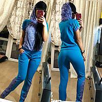 "Женский спортивный костюм "" Letty retro "" Dress Code"