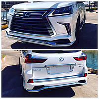 Обвес Lexus LX570 2016 Modellista