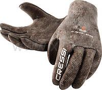 Перчатки  CRESSI перчатки GLOVES CAMOU TRACINA