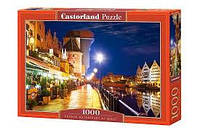 "Пазлы CASTORLAND 1000 ""Gdansk Waterfront at Night"" ПЗ-103379"