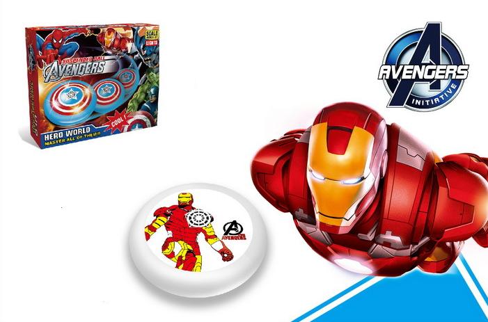 Детский мяч электрический Hoverball Железный Человек (Fly Ball) Новинка 2017