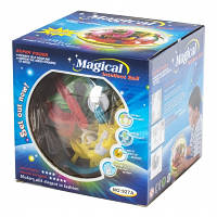 "Magical Intellect Ball Игрушка-головоломка ""Шар-лабиринт"" 118 шагов d=17см"