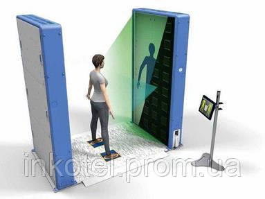 Безопасность через технологии - досмотровые сканеры R&S QPS