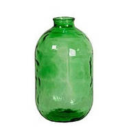 Бутыль стеклянный 10 л (с широким горлышком)