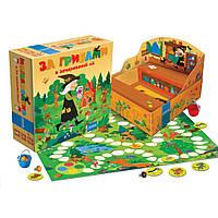 Настольная игра Granna За грибами в заколдованный лес (82166)  УКР.ЯЗЫК