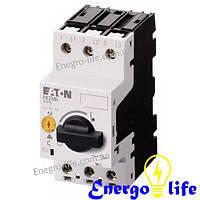 Автомат защиты двигателя EATON PKZM0-4 для ручного управления и аварийного отключения (арт.72737)