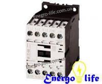 Контактор EATON DILM9-10 (24V50/60HZ) для пуска двигателей (арт.276694)