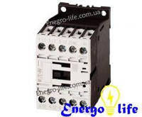 Контактор EATON DILM7-10(24VDC) для пуска двигателей (арт.276565)