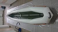 Байдарка (каяк) Кайлас 3.8 каркасно-надувная