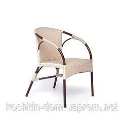 Стул Неаполь плетеная мебель из ротанга