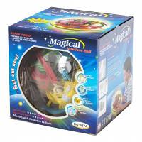 Игрушка-головоломка Magical Intellect Ball, шар лабиринт на 118 ходов