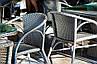 Стілець Неаполь плетені меблі з ротанга, фото 6