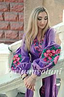Платье СЖ 3006 Сукня Купити сукню Жіноча сукня Сукня з вишивкою Вишита сукня Бохо