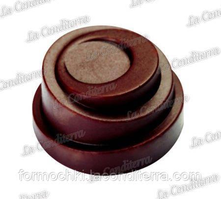 Поликарбонатная форма для шоколадных конфет PAVONI PC11