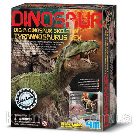 """Раскопки динозавра """"Тиранозавр Рекс"""""""