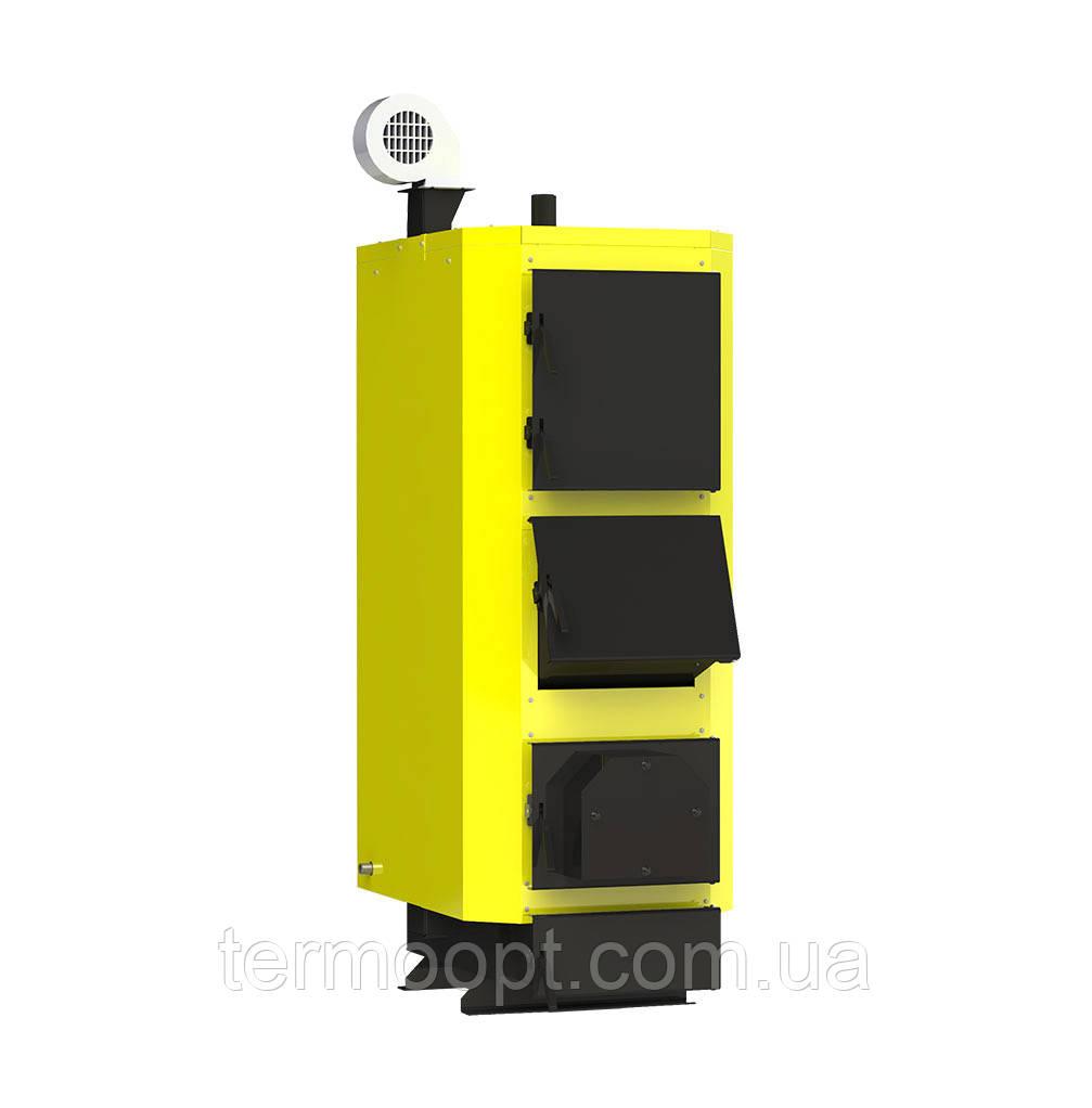 Твердотопливный котёл KRONAS UNIC-P 35 кВт