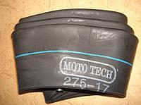 Камера 2.50/2.75/3.00 - 17 (бутиловая) для мопеда, для скутера, Honda, Suzuki, Yamaha, на мопед, на скутер